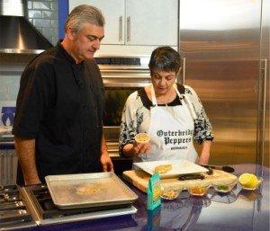 SST-Bermuda Fish & Peas n' Rice-July 30 2014 chefs