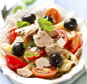 Tips for a Healthy Lunchbox tuna salad