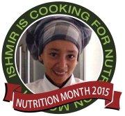 Nutrition Month 2015-Ishmir