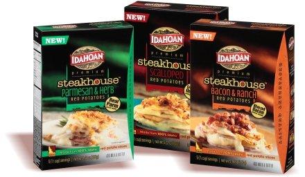 Idahoan Steakhouse Reds-varieties