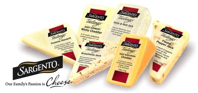 Sargento Tastings-varieties