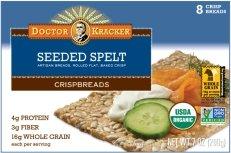 Dr Kracker Crispbreads Dec 2015 Monthly-seeded spelt