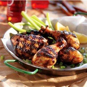 KNUDSENS Spicy Apple Jamaican Jerk Chicken
