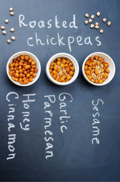 Spicy Roasted Chickpeas-other recipes