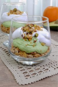 Breakfast Yogurt Bowls-avocado bowl