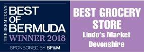 Best of Bermuda 2017 Award