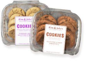 Kim & Jake's Gluten Free-cookies