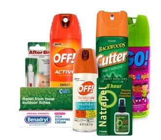 PHARMACY CORNER-Mosquito Season-products