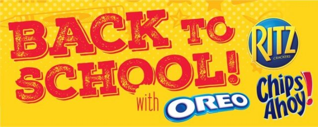 enter for a chance to win with nabisco s back to school promotion