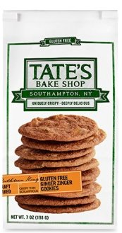 TATES BAKE SHOP-Monthly NOV 2017-ginger zinger