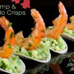 Shrimp & Avocdo Crisps-slider