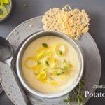 Creamy Potato Leek Soup-slider
