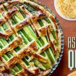 Asparagus Quiche-slider