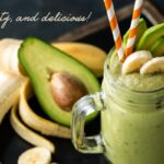 Avocado Banana Smoothie-slider