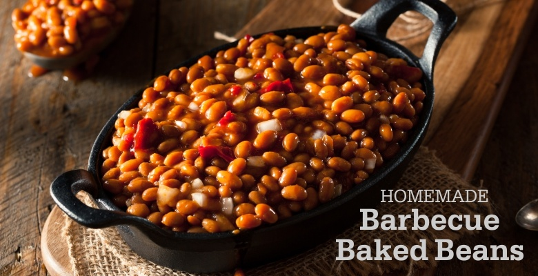 Homemade Barbecue Baked Beans-sld