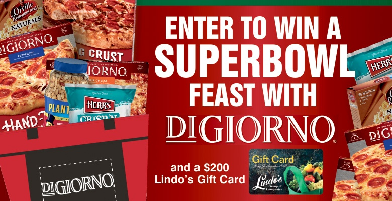 Win a Superbowl Feast with DiGiorno-sld